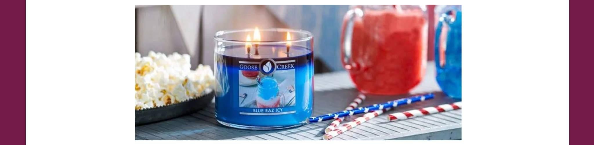 Goose Creek Candle 3-Docht-Kerzen